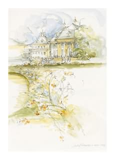 <i>Bettina Elstner</i><br>Schloss Pillnitz