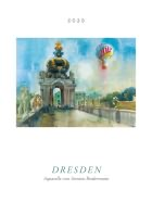 Semion BeidermannDresden – Aquarelle